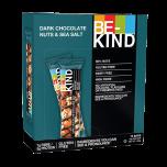 BE-KIND™ - 堅果棒 - 黑朱古力堅果海鹽味