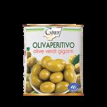 Ginos - 葵花籽油浸特大青欖