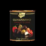 Ginos - 葵花籽油浸青欖黑欖