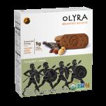 Olyra - 有機早餐餅乾 - 榛果角豆味