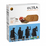 Olyra - 有機早餐餅乾 - 無花果茴香味