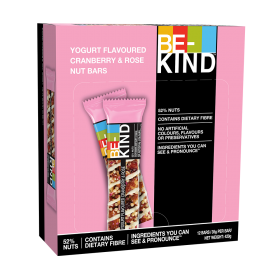 BE-KIND™ - 堅果棒 - 蔓越莓玫瑰乳酪風味