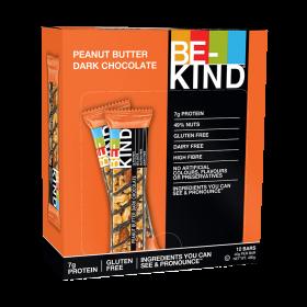 BE-KIND™ - 堅果棒 - 花生醬黑朱古力味