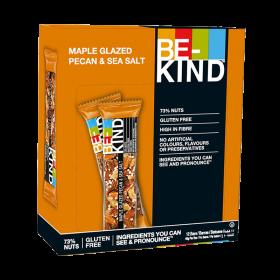 BE-KIND™ - 堅果棒 - 楓糖核桃海鹽味