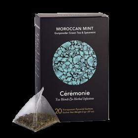 希爾夢妮 - 摩洛哥薄荷茶