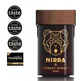 Nirra - 原生希臘森林蜂蜜 - 250克