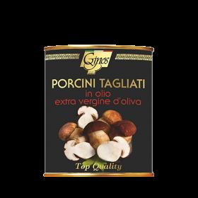 Ginos - 初榨橄欖油浸牛肝菌