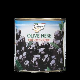 Ginos - 去核黑橄欖