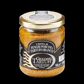 奇里安諾 - 意大利牛肝菌白松露奶油醬 - 160克