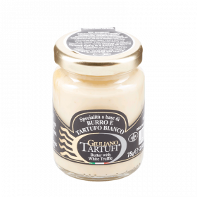 奇里安諾 - 白松露奶油醬