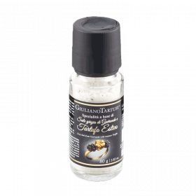 奇里安諾 - 黑松露法國Guérande天然灰海鹽研磨瓶