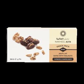 Nakheel Alya - 核桃夾心椰棗迷你包裝