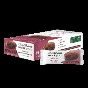 Nakheel Alya - 杏仁夾心椰棗迷你包裝
