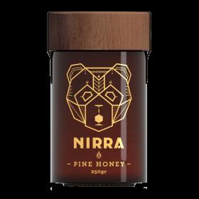 Nirra - 原生希臘松樹蜂蜜 - 250克
