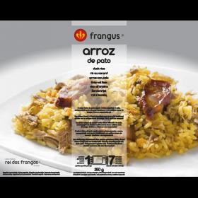 Rei Dos Frangos - 葡式鴨飯