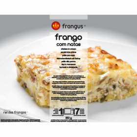 Rei Dos Frangos - 白汁雞肉