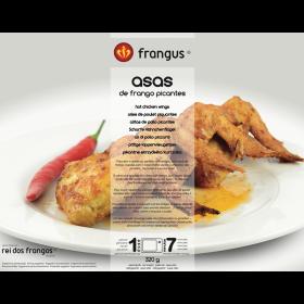 Rei Dos Frangos - 葡式辣味雞翼