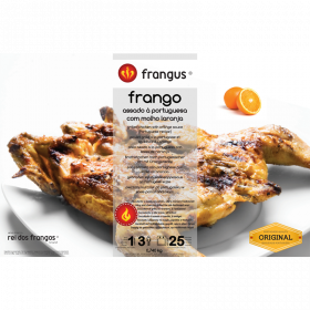 Rei Dos Frangos - 急凍全隻橙汁葡國燒雞