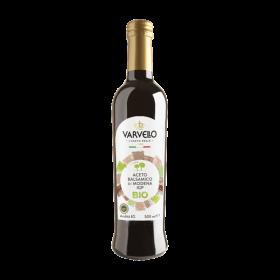 Varvello - 有機亞維羅摩典那產區認證黑酒醋 - 500毫升